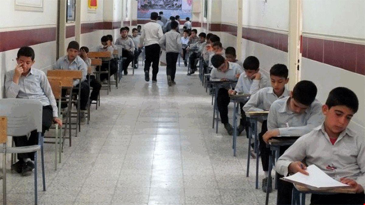 امتحانات نهایی دانشآموزان پایه دوازدهم 8 تا 31 شهریور برگزار میشود