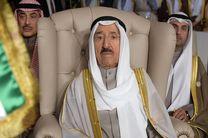 امیر کویت از سفر درمانی به آمریکا بازگشت