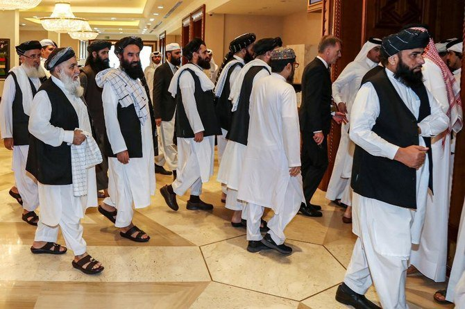 Afghanistan peace talks resumed in Doha