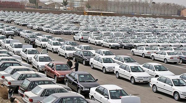 کشف ۹۹۶ دستگاه اپتیما و سانتافه از پارکینگ یک مرکز تجاری توسط پلیس