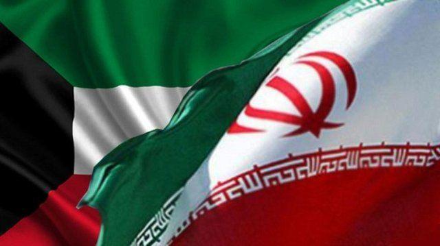 کشتی باربری ایران در کویت غرق شد
