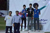 دو مقام نخست در المپیاد ورزشی دانشجویان کشور توسط دونده بروجردی به دست آمد