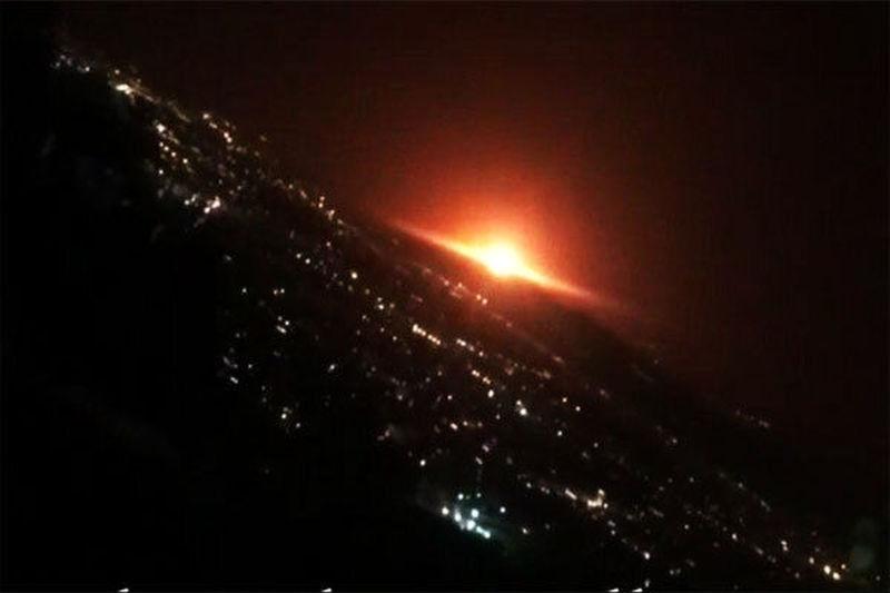 ماجرای صدای انفجار شرق تهران چیست؟