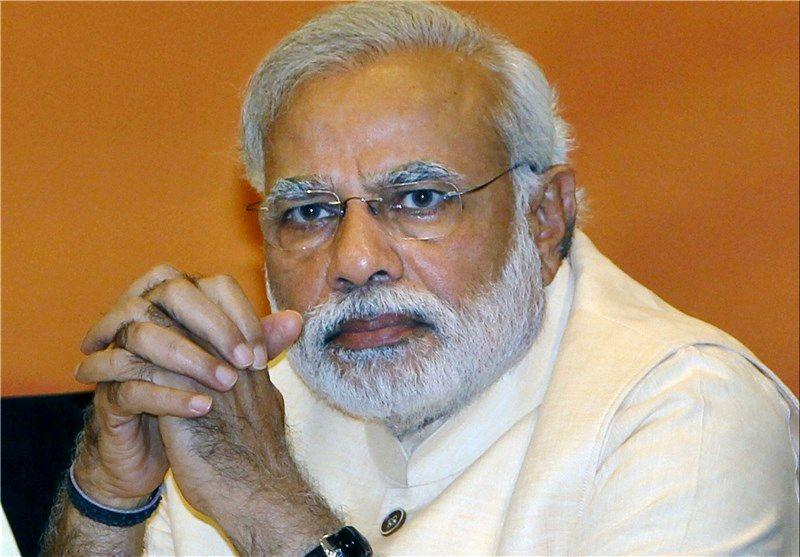 سفر نخست وزیر هند به سرزمینهای اشغالی فلسطین