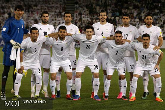 ساعت و تاریخ بازی های ایران در جام جهانی 2018 روسیه