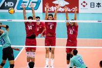 والیبال قهرمانی جهان/ برنامه بازیهای ایران مشخص شد