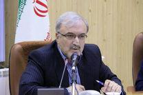 وزیر بهداشت با استعفای ایازی موافقت کرد