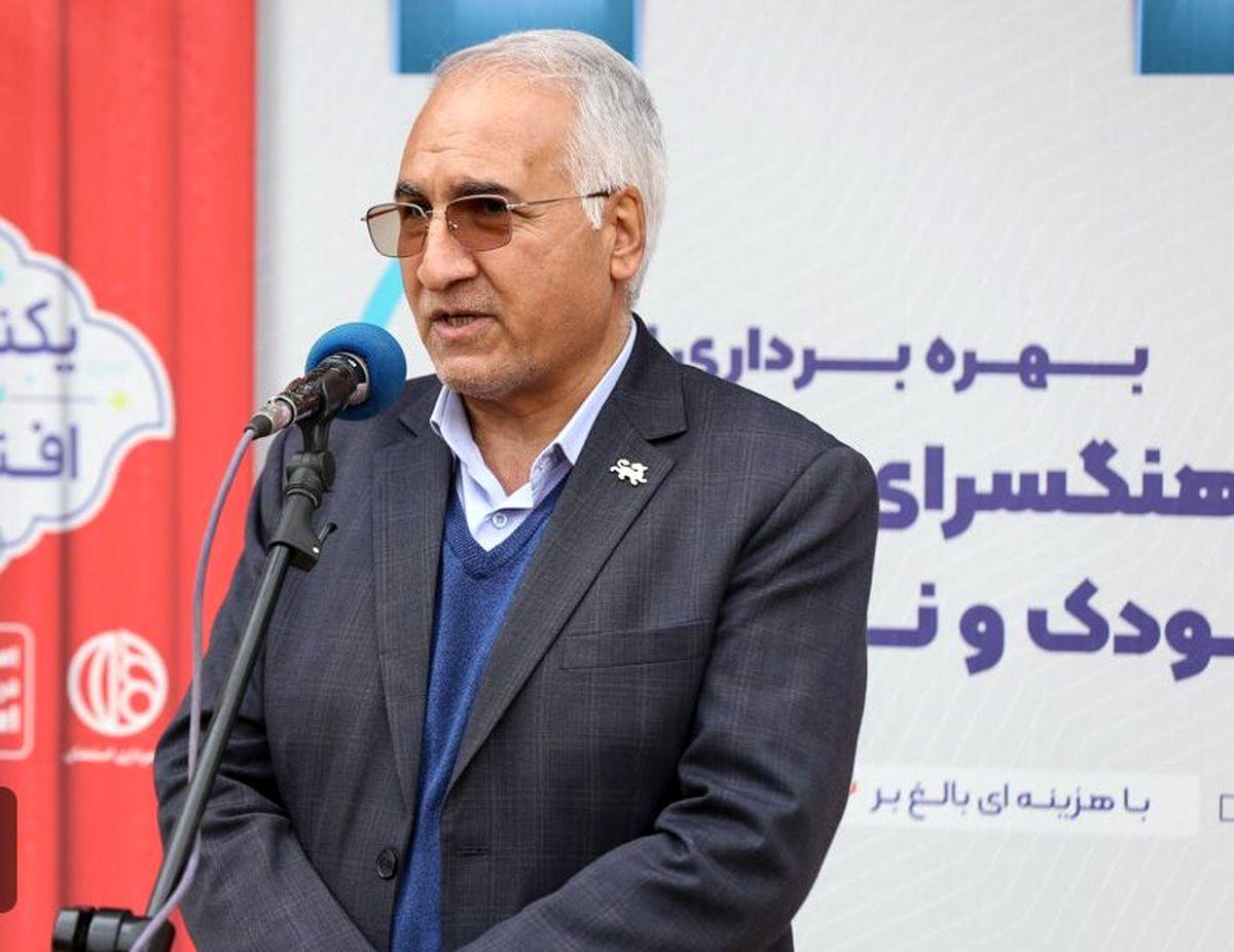 تحقق 145 درصدی بودجه منطقه 7 شهرداری اصفهان