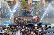 شهادت سپهبد سلیمانی نقض حاکمیت و تمامیت ارضی عراق است/ انسجام عمیق میان ایران و محور مقاومت