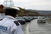 ۴۵۰ تیم خودرویی و ثابت بر رفت و آمد خودروها در جادههای هرمزگان نظارت می کنند