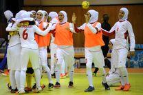نتایج دیدارهای هفته پانزدهم لیگ برتر فوتسال بانوان/ پیروزی نفت آبادان مقابل مس
