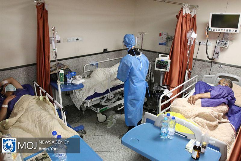 بستری شدن 80 بیمار مبتلا به کرونا در  اصفهان