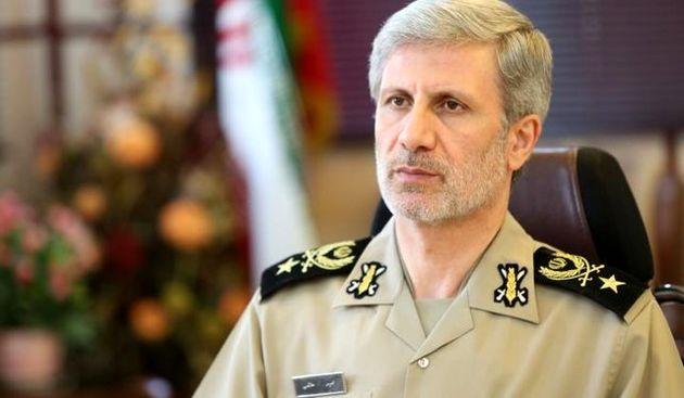 پیام تبریک رئیس سازمان پدافند غیر عامل کشور به وزیر دفاع