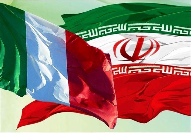 ایتالیا٬ شریک اول تجاری ایران در اتحادیه اروپا شد