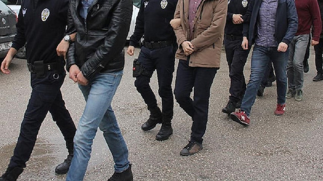 Turkish police arrested 8 Daesh suspects in the west of Turkey