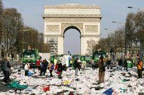 نارضایتی عمومی از اعتصاب های گسترده در فرانسه