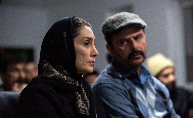 هدیه تهرانی و مهران احمدی با روزهای نارنجی به اکران آنلاین می آیند