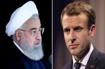روحانی دعوت مکرون برای شرکت در نشست گروه ۷ را رد کرد