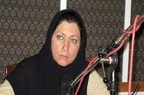 فریبا متخصص در نقش ننه جاسم در رادیو نمایش