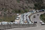 جزئیات مسدود شدن جاده هراز اعلام شد