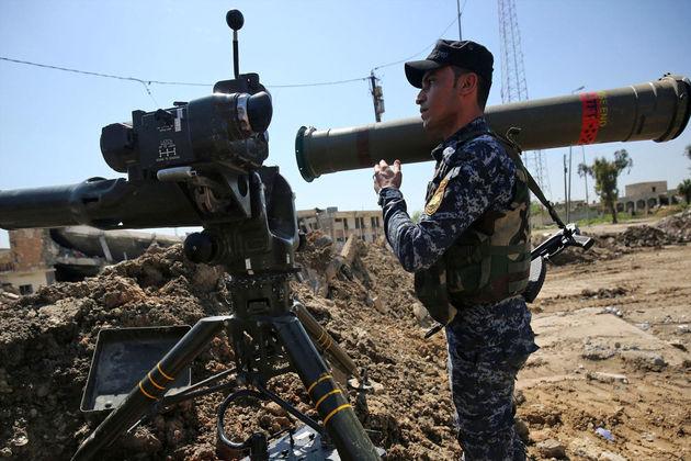 تلویزیون عراق از پایان حضور داعش در موصل خبر داد