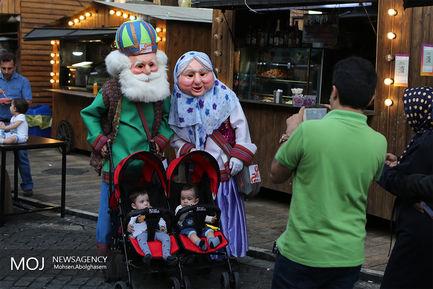 خیابان خوشمزه تهران میزبان مسافران نوروزی