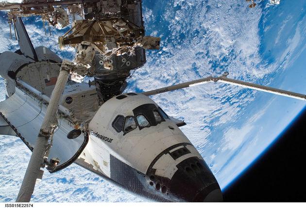 فضاپیمای ناسا جان گرفت