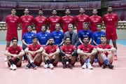 اعلام اسامی ۱۴ بازیکن والیبال ایران برای قهرمانی آسیا