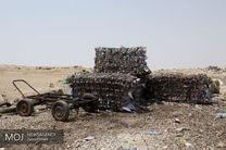 احداث کارخانه بازیافت مواد در بندرعباس/جلوگیری از دفن  ۴۰ تن زباله در روز