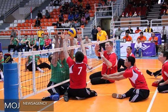حریفان تیم والیبال نشسته در تورنمنت بین المللی آلمان معرفی شدند