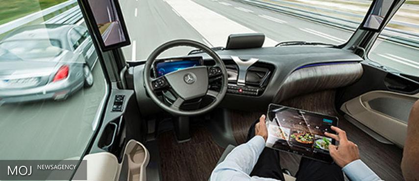 تردد خودروهای بدون راننده در میشیگان قانونی میشود
