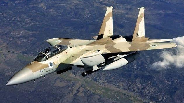 رژیم صهیونیستی دو منطقه در غزه را هدف حملات هوایی  قرار داد