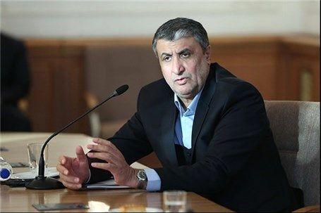 وزیر راه و شهر سازی برای افتتاح چند پروژه  وارد همدان شد