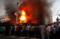 کشته شدن یک نیروی پلیس مصر در دومین انفجار
