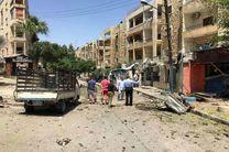 حمله خمپاره ای تروریست به حلب / ده ها غیرنظامی کشته و زخمی شدند
