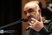 ستایش فرمانده کل سپاه از اقدام سرباز فداکار کردستانی