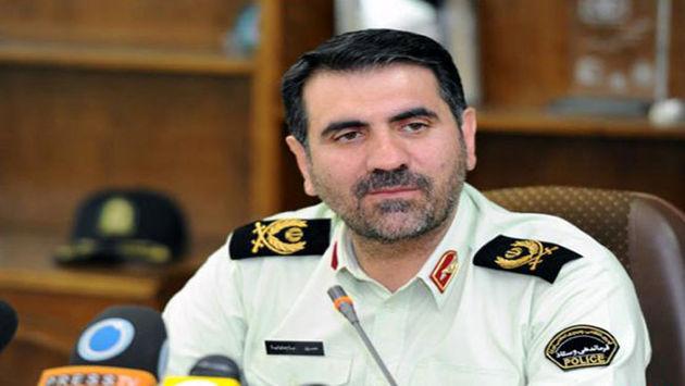 امسال اقدام جدی تری توسط یگان ویژه در مرز مهران برای کنترل اتباع انجام شده است
