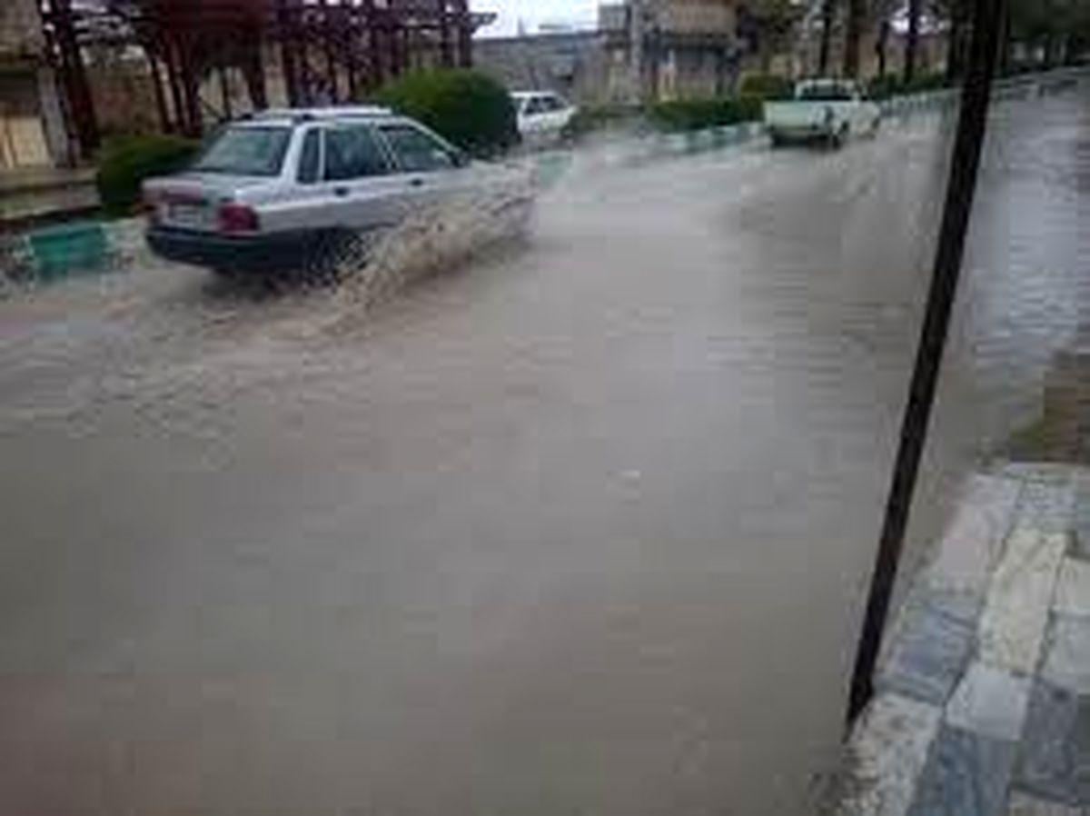 وظایف مناطق هشتگانه شهری برای مقابله با آب گرفتگیها ابلاغ شد