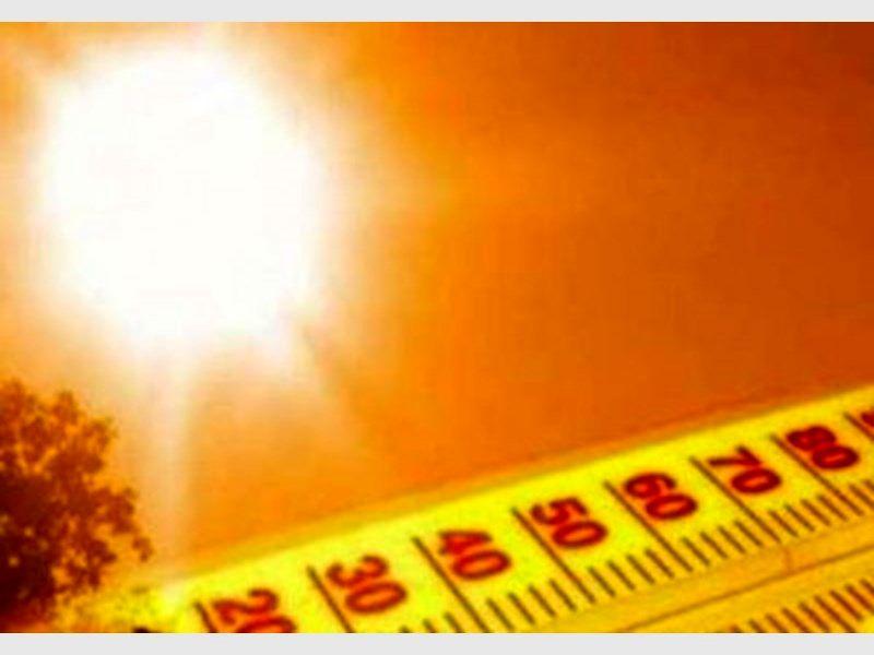 پیش بینی می شود دمای هوای یزد حدود ۳ تا ۵ درجه افزایش یابد