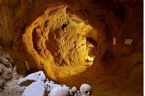 شهر زیرزمینی سامن تا پایان امسال آماده بازدید گردشگران میشود