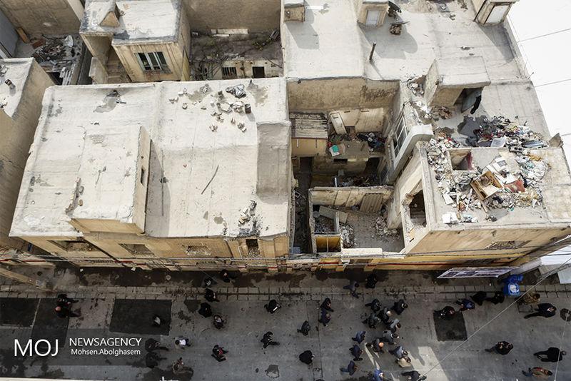 رتبهبندی سطح محلات پایتخت برای نوسازی بافت فرسوده