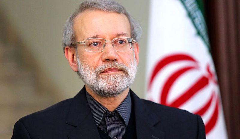 فرماندهان عالی رتبه نظامی کشور برای لاریجانی آرزوی بهبودی کردند
