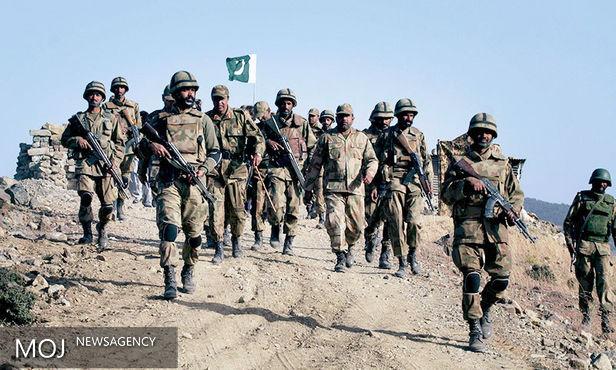 ادامه عملیات نیروهای امنیتی پاکستان برضد تروریست ها