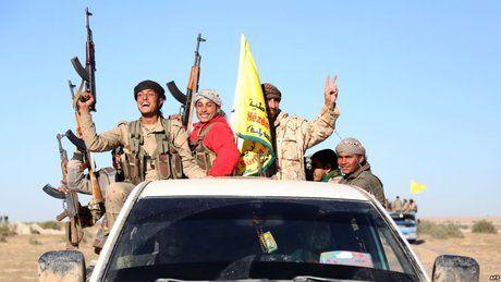 کردهای سوریه عملیات آزادی شهر رقه را تابستان آغاز میکنند