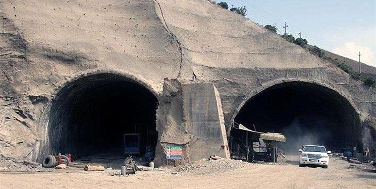 علت ریزش تونل آزادراه تهران-شمال مشخص شد