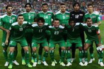 خبر بد برای تیم ملی عراق