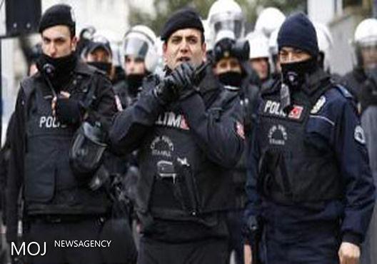 خستگی پلیس فرانسه از افزایش حملات تروریستی + عکس