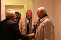 دی میستورا با جابری انصاری در تهران دیدار کرد