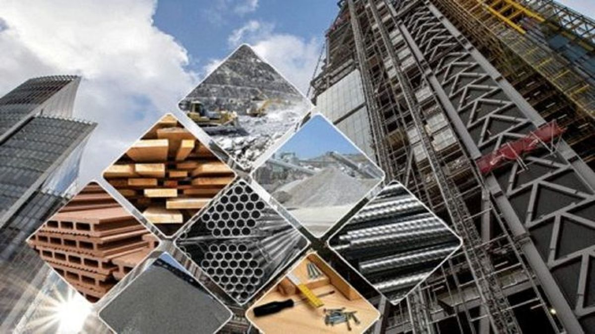 قیمت مصالح ساختمانی در نیمه اول سال ۹۹ اعلام شد