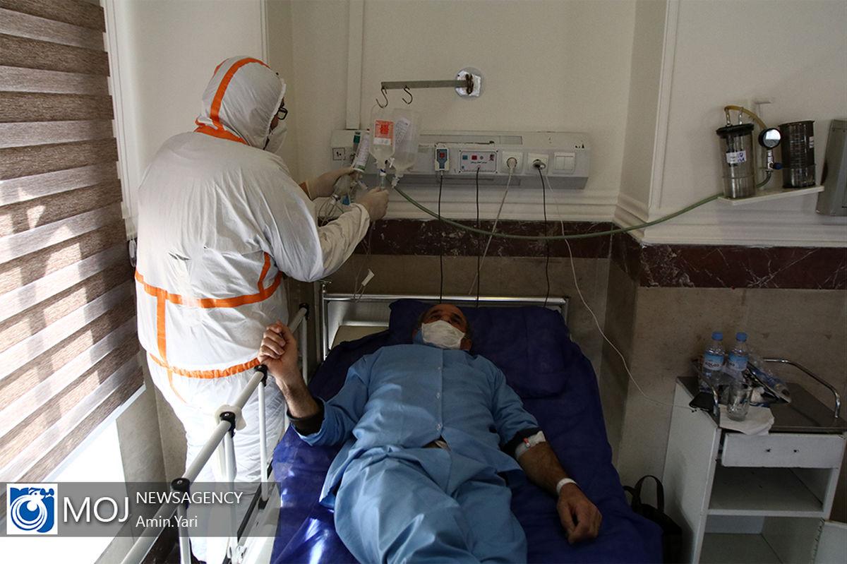 جدیدترین آمار کرونا در کشور تا ظهر ۱۶ اردیبهشت/ شناسایی ۱۸هزار و ۴۰۹ بیمار جدید